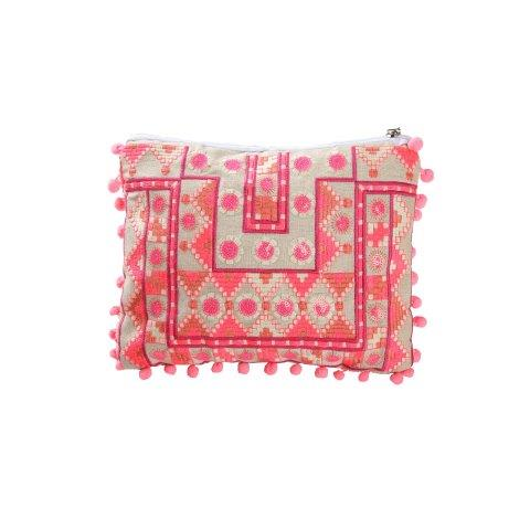 Beach Bags 7  -Red/Pink (Beach Accessories)