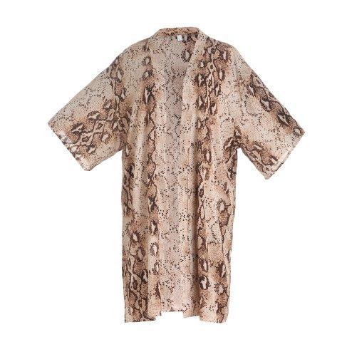 Kimono -Snake-Camel
